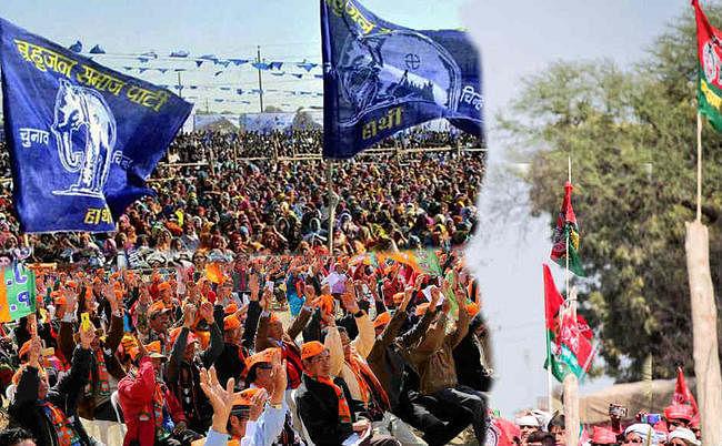 उत्तर प्रदेश चुनाव : बाहुबलियों की पत्नियों ने भी संभाला मोर्चा