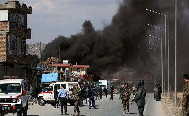 काबुल: अमेरिकी दूतावास के नजदीक सैन्य अस्पताल पर आतंकी हमला, 2 की मौत, मुठभेड़ जारी
