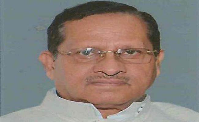विधान परिषद के कार्यकारी सभापति अवधेश नारायण सिंह कोरोना पाजिटिव, एम्स में भर्ती