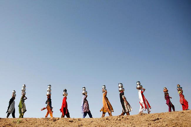 World Water Day : भारत में परिवारों की सुरक्षित पेयजल तक पहुंच