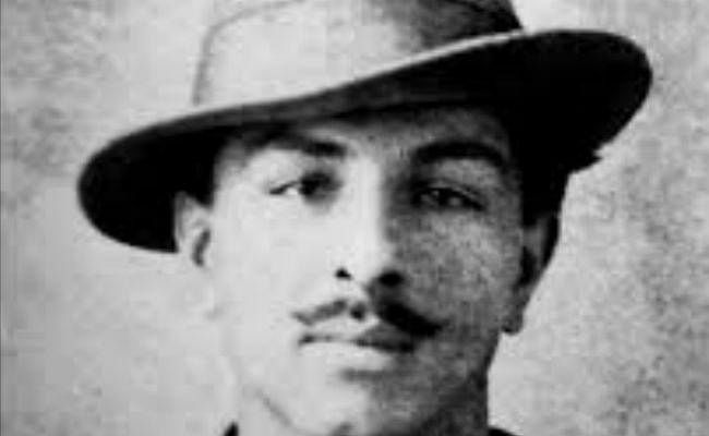 #BhagatSingh रसगुल्ला और चार्ली चैपलिन की फिल्मों के शौकीन थे भगत सिंह