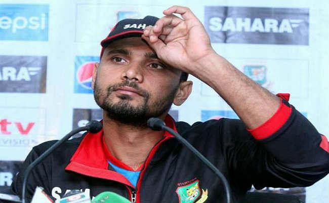 बांग्लादेश के कप्तान मुर्तजा ने टी20 क्रिकेट को अलविदा कहा