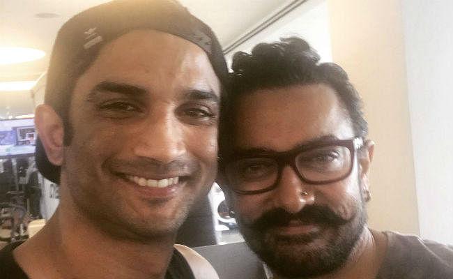 आमिर खान ने नाक छिदवाई ?