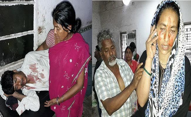 तलाक के मसले पर चल रहा था मुकदमा, सुनवाई के बाद कोर्ट में भिड़े बीवी-शौहर, हिंसक झड़प में 5 घायल