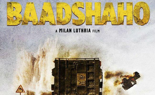 BAADSHAHO: अजय-इमरान के बाद विद्युत जामवाल का फर्स्टलुक हुआ रिलीज, तसवीर