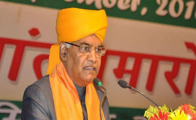 राष्ट्रपति चुनाव 2017: BJP ने खत्म किया सस्पेंस, बिहार के गवर्नर रामनाथ कोविंद को बनाया उम्मीदवार