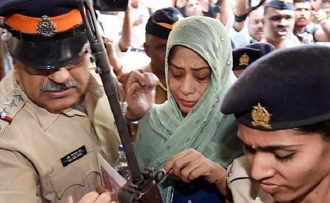 इंद्राणी मुखर्जी पर लगा जेल में दंगा भड़काने का आरोप, मामला दर्ज