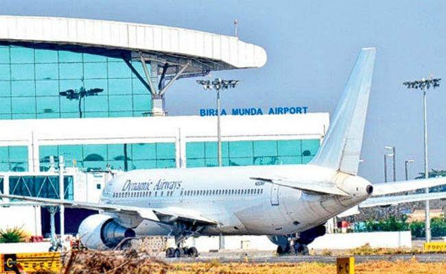 रांची से भर सकेंगे हैदराबाद, राउरकेला, बोकारो, धनबाद व झारसुगुड़ा के लिए उड़ान
