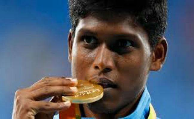 मेरा लक्ष्य भारत के लिए स्वर्ण पदक लाना है : मरियप्पन थेंगेवलू