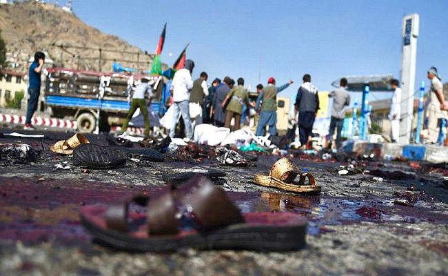 काबुल में कार बम विस्फोट में कम से कम 24 लोगों की मौत, 42 घायल