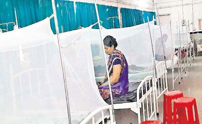 बरसात के मौसम में बढ़ा मच्छर जनित बीमारियों को प्रकोप, डेंगू और मलेरिया के मरीजों से भरा रिम्स का आइसोलेशन वार्ड