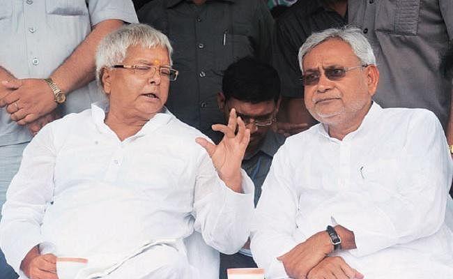 बिहार में बदली सियासी फिजा-'गांधी जी' के बहाने आर-पार की लड़ाई के मूड में नीतीश और लालू