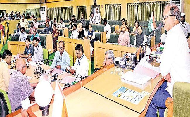 विधानसभा में सीएजी की रिपाेर्ट पेश: झारखंड में उत्पादन से 60 हजार क्विंटल अधिक खरीदा गया धान : महालेखाकार