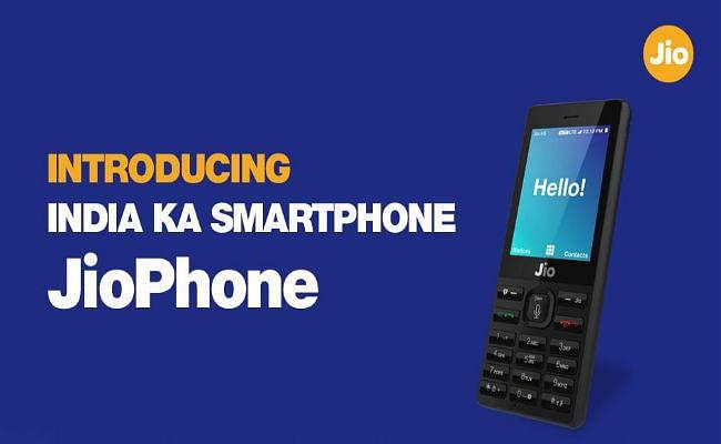 Jio Phone की बीटा टेस्टिंग के साथ Pre-Order शुरू, यहां जानें Booking का तरीका...!