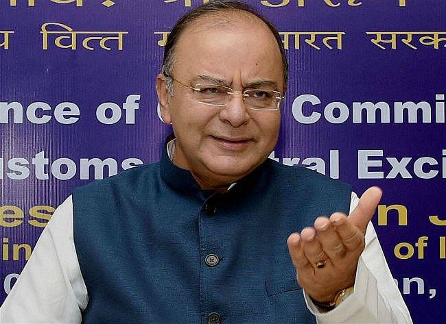 वित्त मंत्री अरुण जेटली को अब भी है चालू वित्त वर्ष में 7.0 फीसदी आर्थिक वृद्धि की उम्मीद