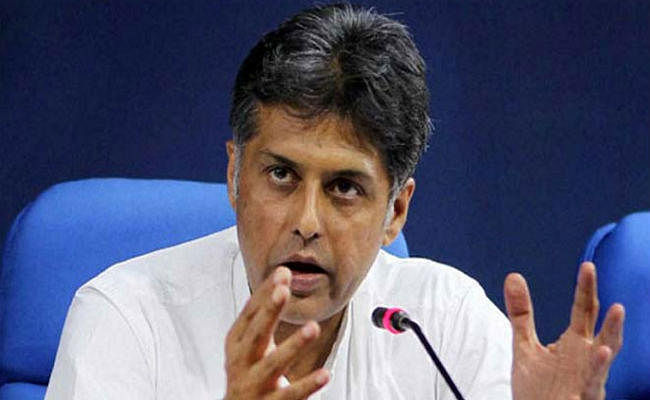 PM मोदी के लिए ''गंदी बात'' करनेवाले कांग्रेस नेता मनीष तिवारी को भाजपा ने लताड़ा