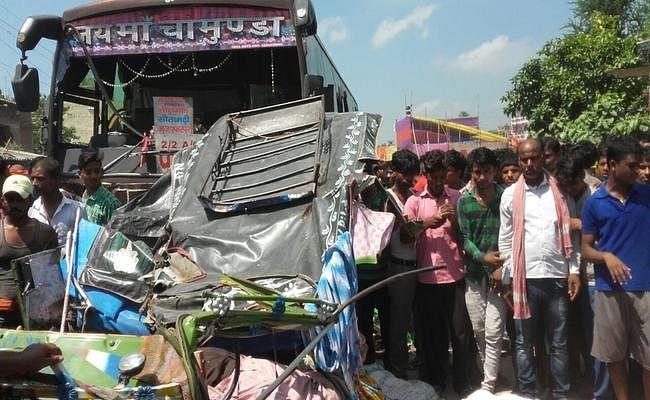 बिहार में स्पीड लिमिट डिवाइस लागू नहीं होने से सड़क दुर्घटना में हो रही मासूमों की मौत, पढ़ें