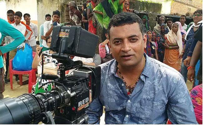 परिवार और परिवेश के अनुकूल फिल्म बनाने में है विश्वास : रजनीश मिश्रा