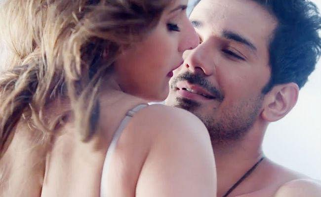VIDEO ...जब अक्सर-2 में ब्वॉयफ्रेंड के किसिंग सीन से रूबीना हुई खफा