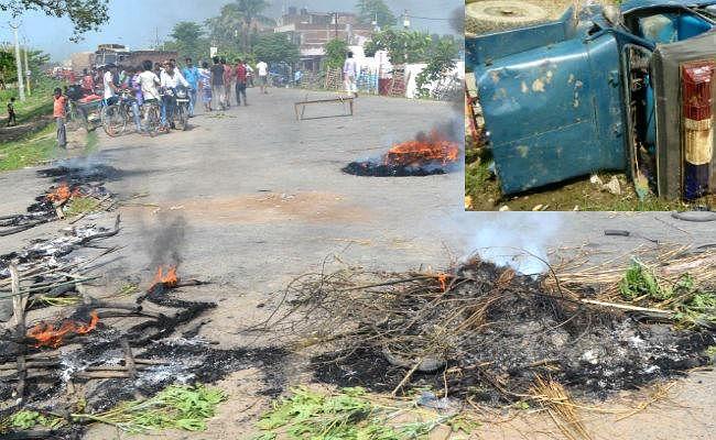 बिहार नवयुवक सेना के जिलाध्यक्ष की गोली मार कर हत्या, कथित प्रेमिका सहित दो लड़कियां हिरासत में