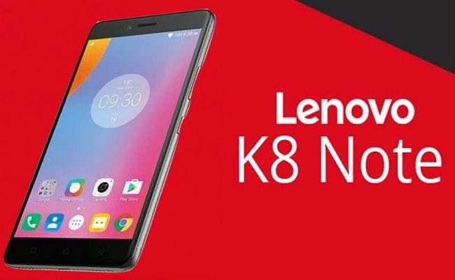 4000mAh बैटरी से लैस Lenovo K8 भारत में लांच, जानें कीमत और खूबियां