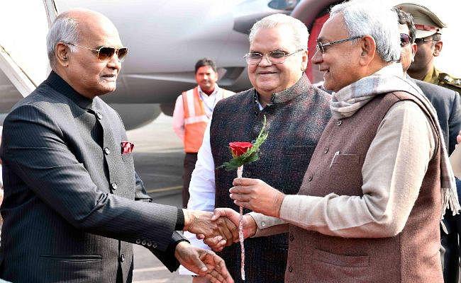 नालंदा विश्वविद्यालय के धर्मा-धम्मा काॅन्फ्रेंस को राष्ट्रपति रामनाथ कोविंद ने किया संबोधित