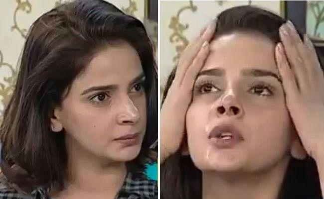 Video: टीवी पर रोते हुए पाकिस्तानी एक्ट्रेस ने सुनाई आपबीती, कहा- जिस तरह हमारी चेकिंग होती है...