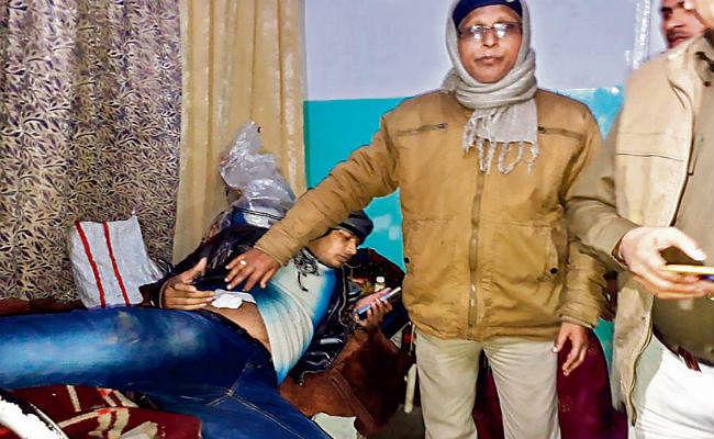 बिहार : अंकुर पर फायरिंग के आरोपित निशु को ढूंढ़ती रही पुलिस, वह उसे फिर मारने पहुंच गया आईसीयू में