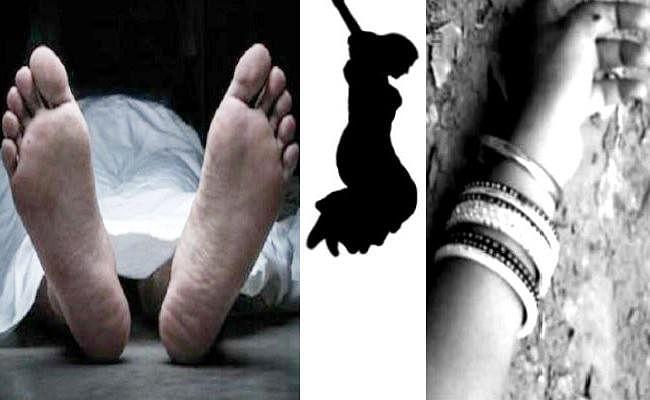 पति की कोरोना से मौत का सदमा नहीं सह सकी पत्नी, गंगा में कूदी, गयी जान