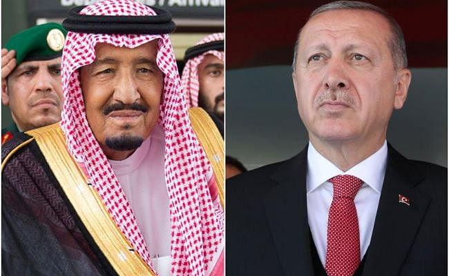 तुर्की : लापता पत्रकार खशोगी के मुद्दे पर एर्दोआन और किंग सलमान ने चर्चा की