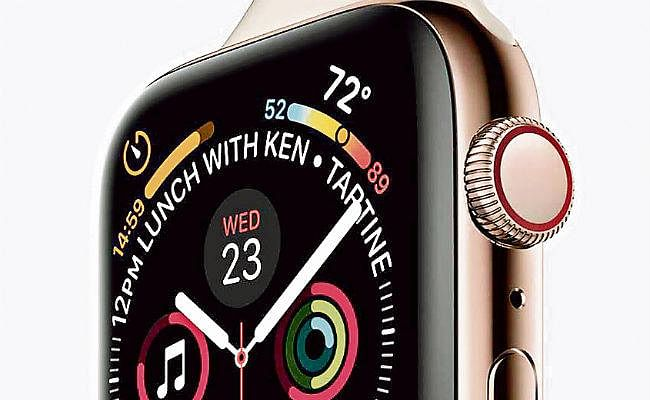 एप्पल वॉच सीरीज का नया वर्जन बिक्री के लिए उपलब्ध