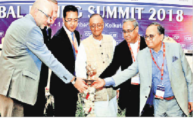 ग्लोबल माइनिंग समिट में बोले राज्य के वित्त मंत्री अमित मित्रा, कहा- खनिज अन्वेषण क्षेत्र में हो और निवेश
