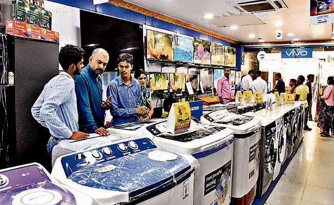 #धनतेरस आज : वाहन बाजार तैयार, इलेक्ट्रॉनिक्स में वेराइटी की भरमार