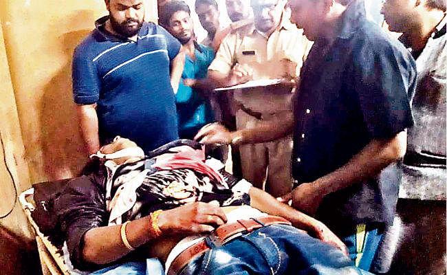 रांची : थाना से 50 मीटर दूर हुई घटना, भाई का आरोप, शमशेर, शमशाद ने सोनू को मारी गोली
