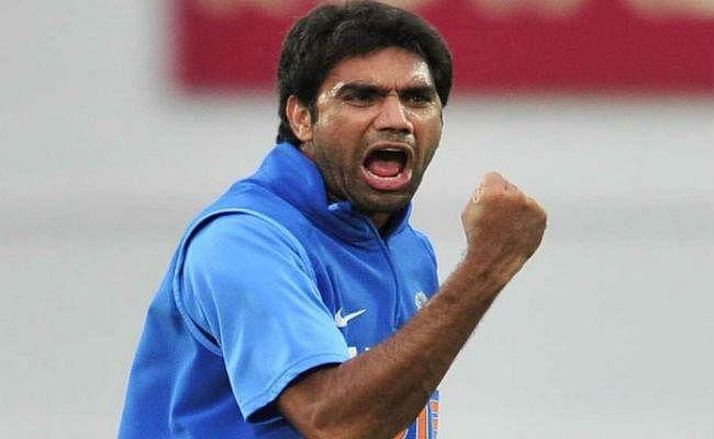मुनाफ पटेल ने चुपके से कहा अंतरराष्ट्रीय क्रिकेट को अलविदा