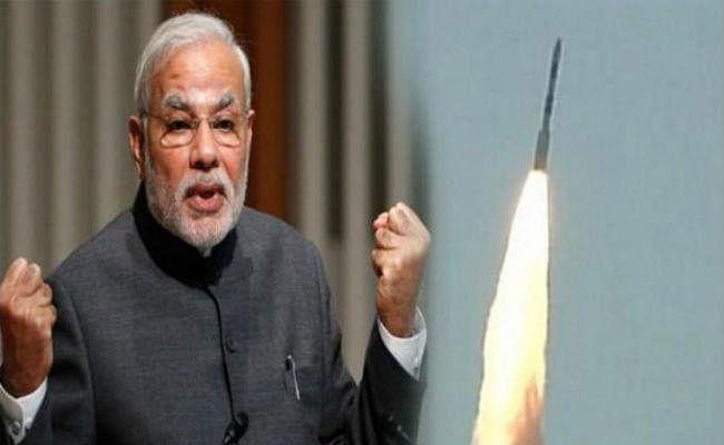 PM मोदी, उपराष्ट्रपति, प्रधानमंत्री ने GSLV के प्रक्षेपण पर इसरो की सराहना की