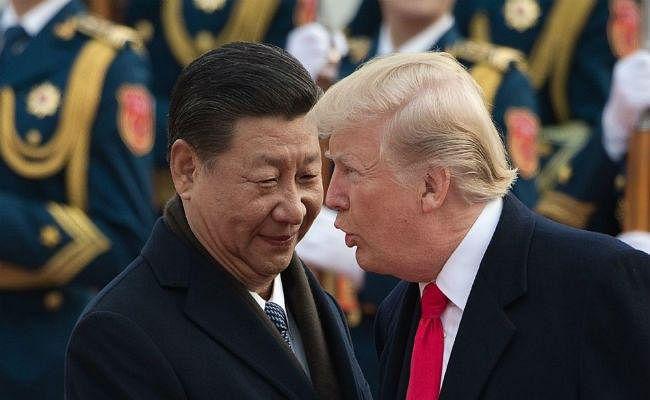 ट्रंप-जिनपिंग की मुलाकात से पहले USTR का आरोप :  चीन ने नहीं बदली बाजार को तबाह करने वाली नीति