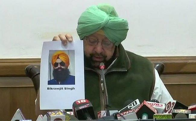 CM अमरिंदर ने कहा - अमृतसर ब्लास्ट में पाकिस्तान का हाथ, मुख्य आरोपी चढ़ा पुलिस के हत्थे