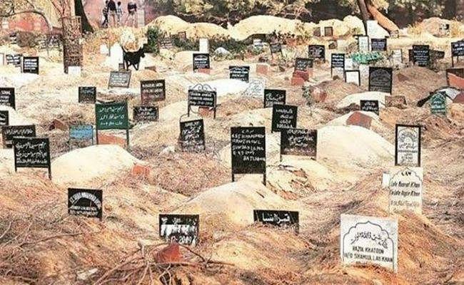 एक साल बाद दिल्ली में मुस्लिमों को दफनाने के लिए कब्र के लिए नहीं बचेगी जगह