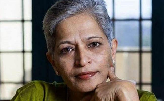Gauri Lankesh Murder Case : कर्नाटक पुलिस ने दाखिल की 9,235 पेज की चार्जशीट