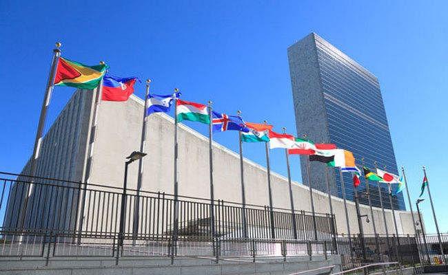 UN प्रवक्ता ने कहा, आतंकवादी घटनाओं के अपराधियों को न्याय के दायरे में लाया जाना चाहिए