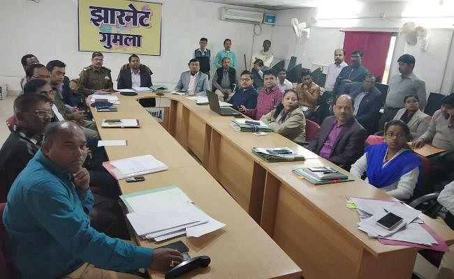 गुमला : नगर परिषद के कार्यपालक पदाधिकारी की कार्यप्रणाली से मुख्यमंत्री नाराज