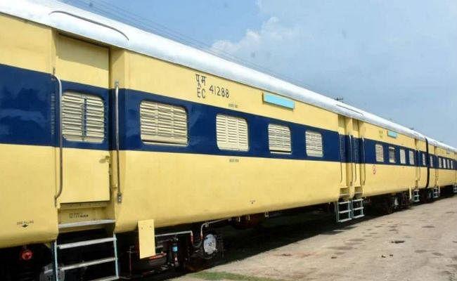 पटना : रेल राज्यमंत्री आज रवाना करेंगे बक्सर-वाराणसी पैसेंजर ट्रेन
