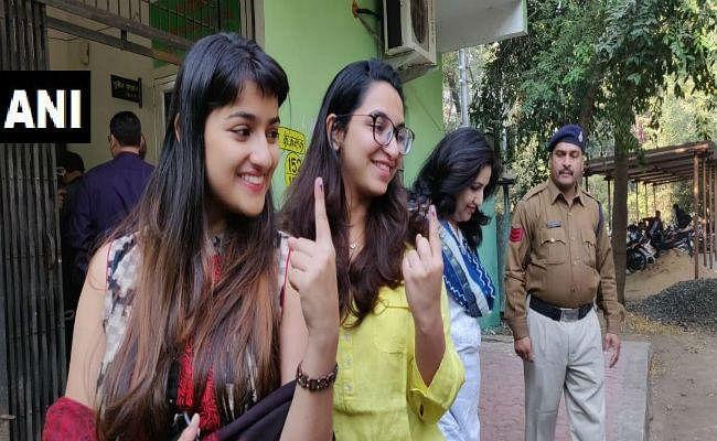 विधानसभा चुनाव : मध्यप्रदेश में 65.5 और मिजोरम में 71 प्रतिशत मतदान