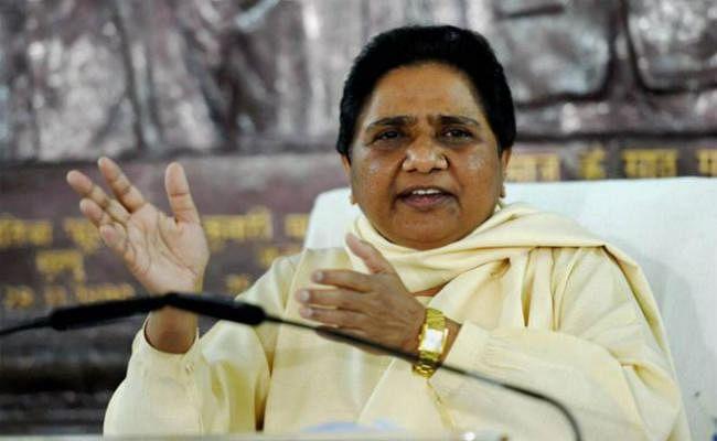 बोलीं मायावती- बुलंदशहर हिंसा मामले के लिए भाजपा सरकार जिम्मेदार