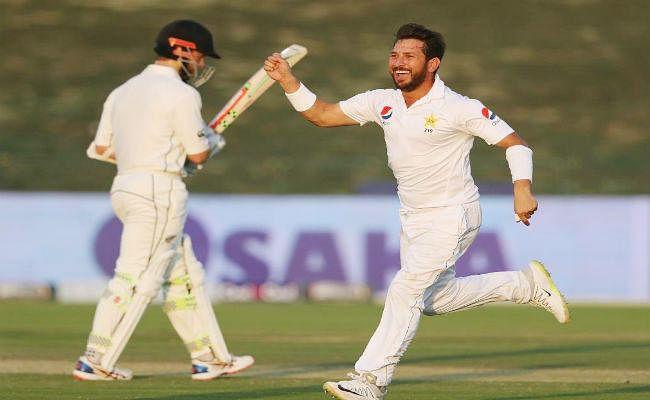 यासिर शाह ने 82 साल पुराना रिकार्ड तोड़ा, टेस्ट में सबसे तेज 200 टेस्ट विकेट चटकाया