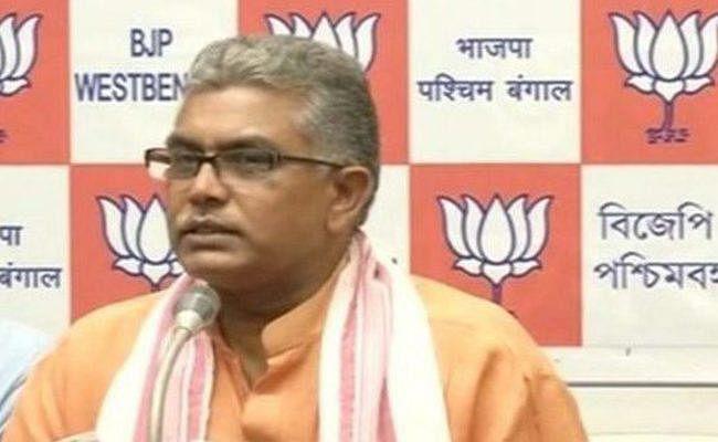 बंगाल भाजपा अध्यक्ष पर हमला, टीएमसी पर विपक्ष की आवाज दबाने का लगाया आरोप