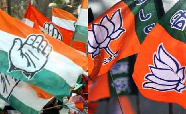 एग्जिट पोल : मप्र, छत्तीसगढ़ में भाजपा-कांग्रेस में कांटे की टक्कर; राजस्थान में कांग्रेस को बढ़त