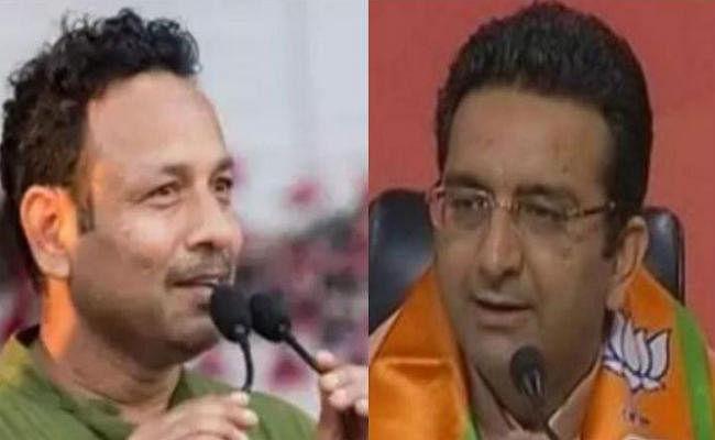 TV Debate के दौरान SP और BJP प्रवक्ता के बीच हुई मारपीट, एक नेताजी हिरासत में