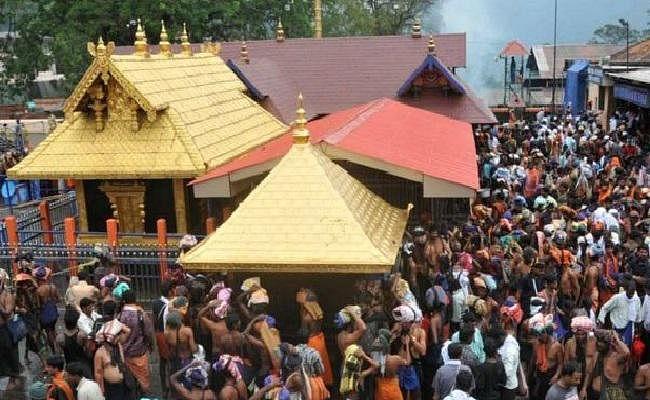 सबरीमाला मुद्दे को लेकर भाजपा का मार्च हुआ हिंसक